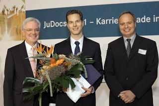 Stipendiat des Fördervereins erhält Exzellenzpreis 2011